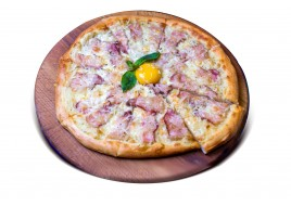 Пицца Карбонара
